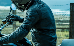man-bike