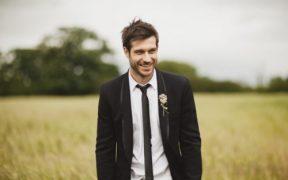 groom beauty